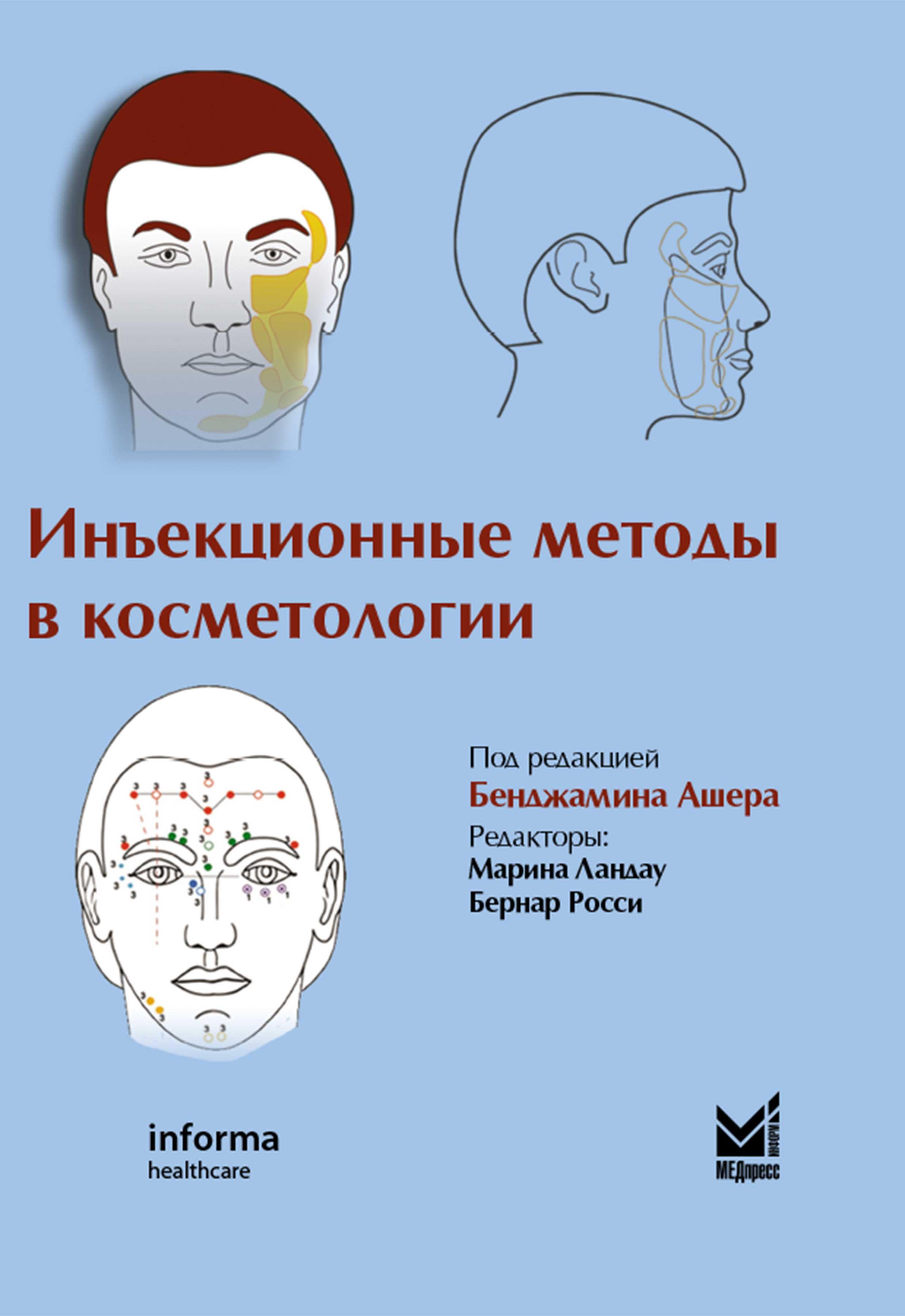 Инъекционные методы в косметологии.